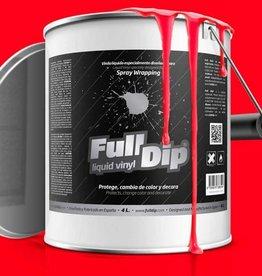 Full Dip Mat Rood 4 liter