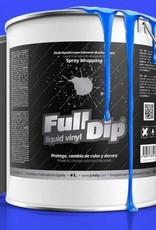 FullDip Mat Blauw 4 liter