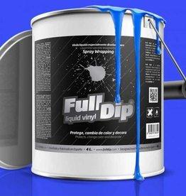Full Dip Mat Blauw 4 liter