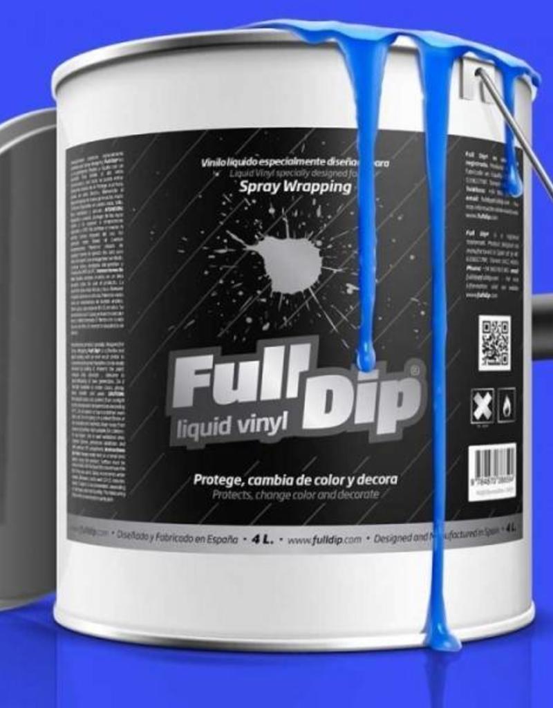Full Dip Matte Blau 4liter gallon