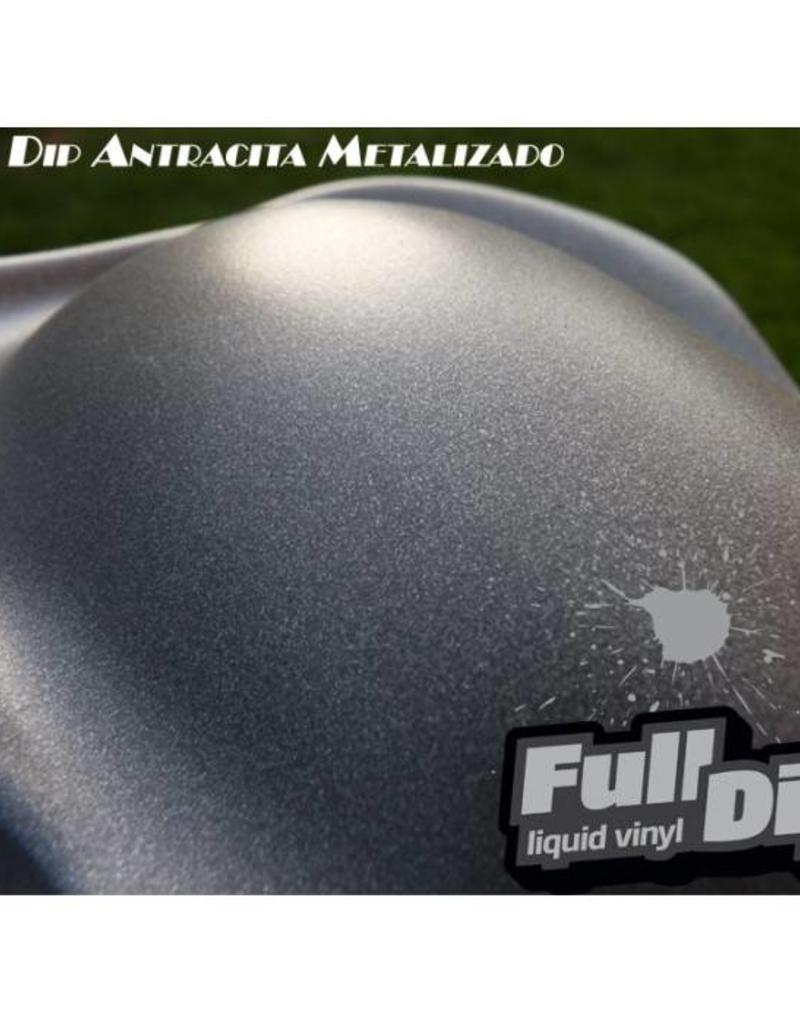 Full Dip Antraciet Metallic 400ml