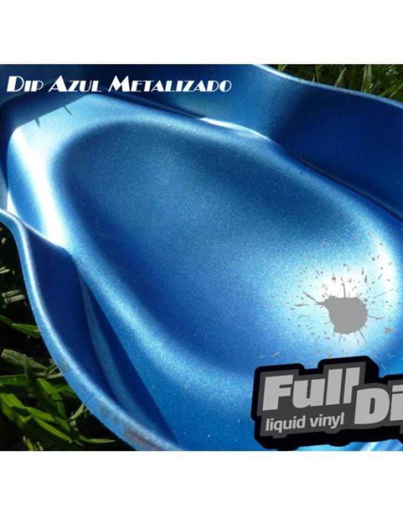 Full Dip Blue Metallic 400ml