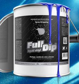 FullDip Blau metallic 4L