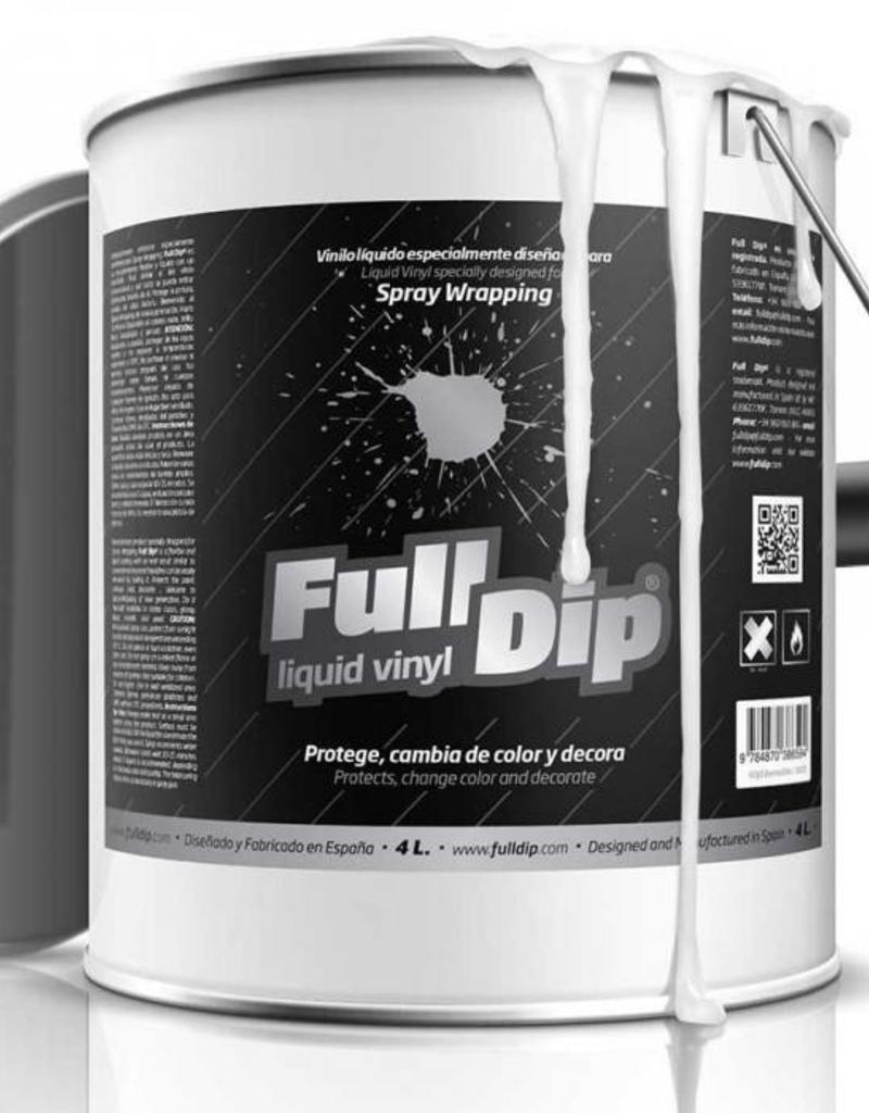 Full Dip Transparant Clear matte 4L