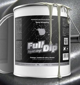 Full Dip Antraciet Metallic 4 liter