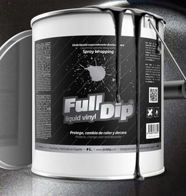 Full Dip Black Metallic 4L