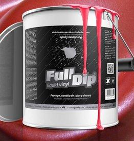 FullDip Red Metallic 4 liter
