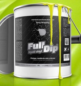 FullDip Yellow Metallic 4L