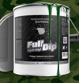 Full Dip Camo Green 4 liter