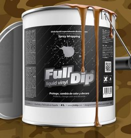 Full Dip Camo Brown 4 liter