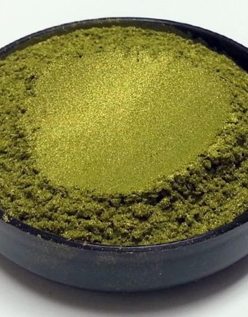 Full Dip Green Olivine Pigment Pearl