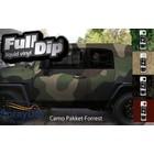 Full Dip Fulldip Camo pakket Forrest