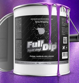 Full Dip Purple Metallic 4 liter