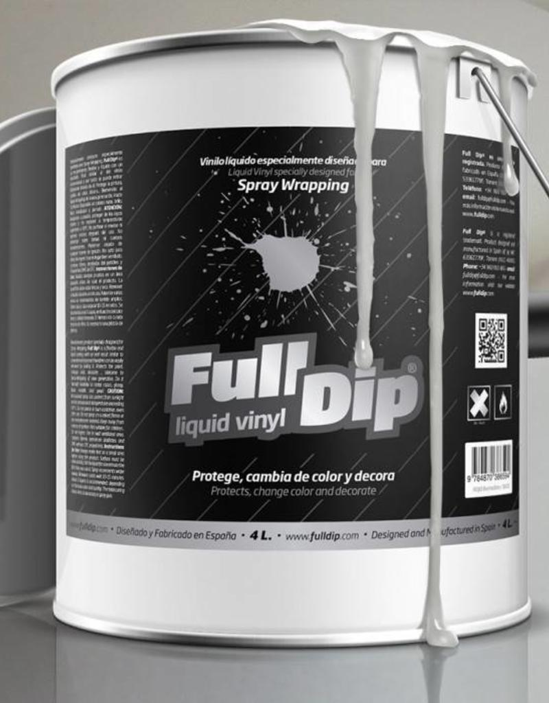 FullDip Zilver Metallic Pearl 4L