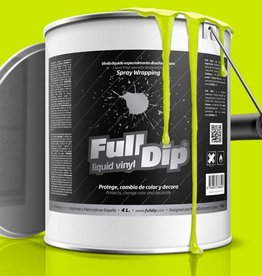 Full Dip Geel Fluor 4 liter