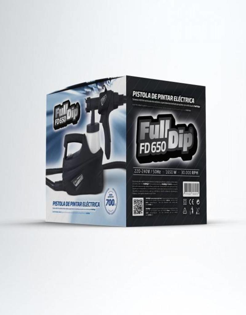 Full Dip Spraydip power station FD650
