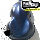 Full Dip Diamond Blue Pearl Pigment