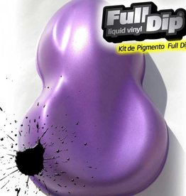 Full Dip Purple Chrysanthemum Candy pigment