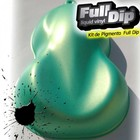 Full Dip Green Zombie Candy pearl pigment