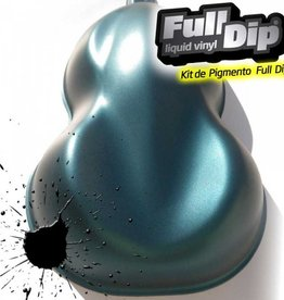 Full Dip Intense Green Candy pearl pigment
