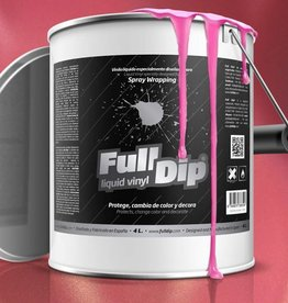 Full Dip Roze metallic 4 liter