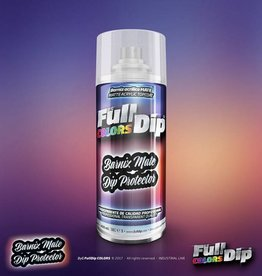Full Dip 1K  Acrylic Topcoat Mat-Satin
