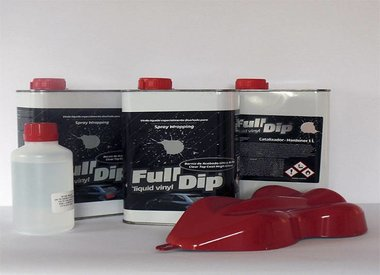 Gallon Dippearl Topcoat High Gloss
