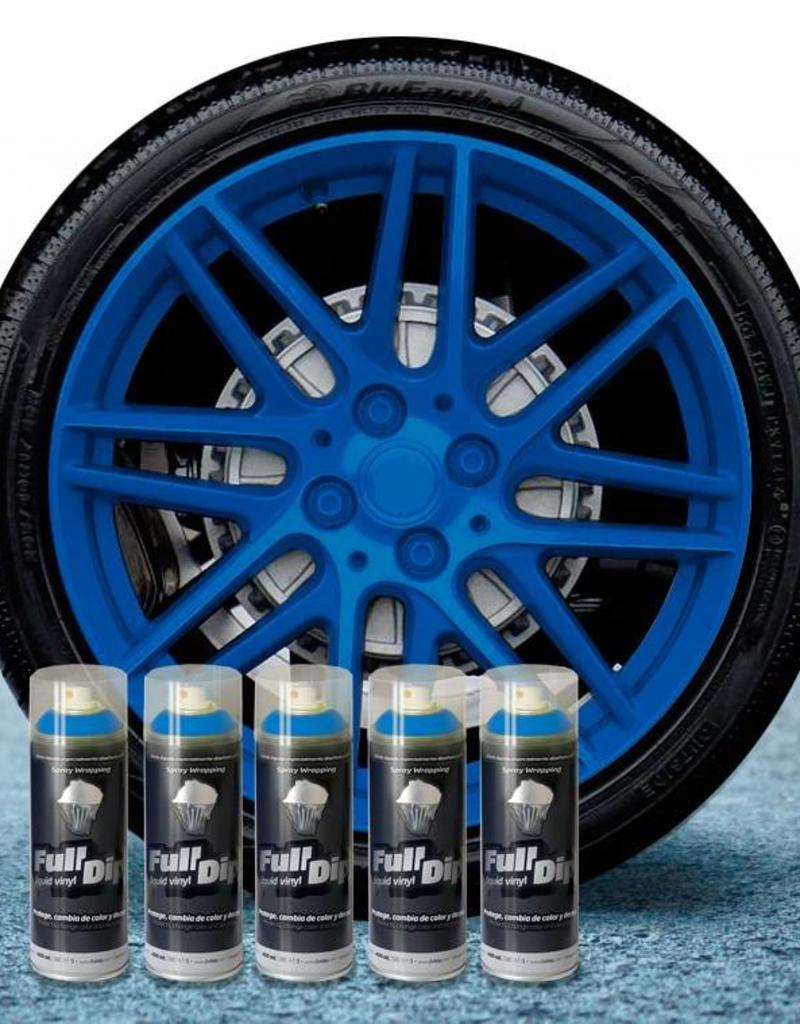 Full Dip Felgen-paket blau