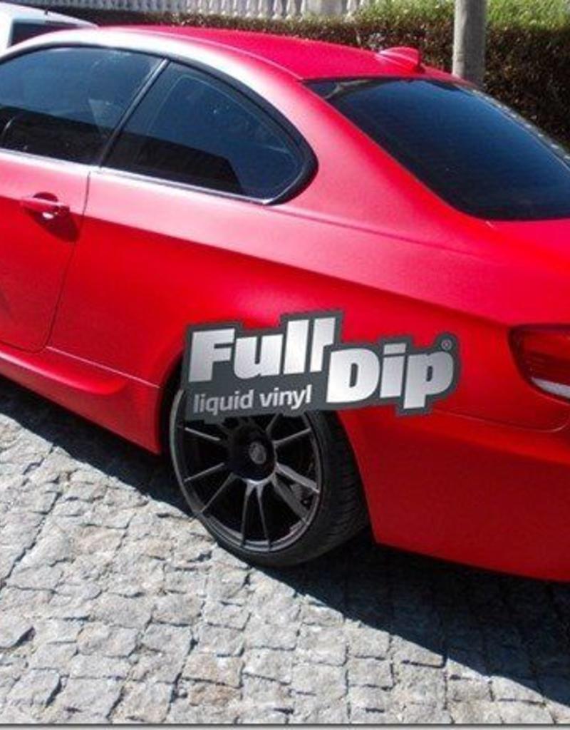 Full Dip Matte Rot 4L