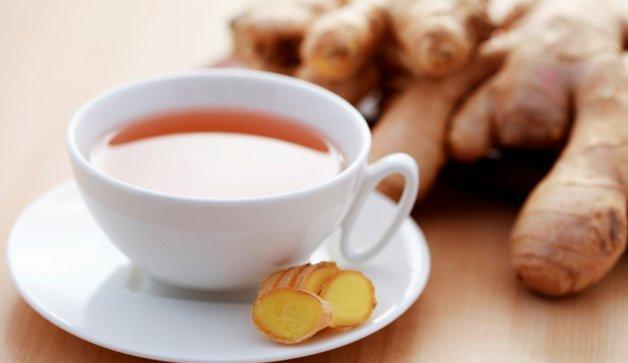 Ingwer Tee Rezept