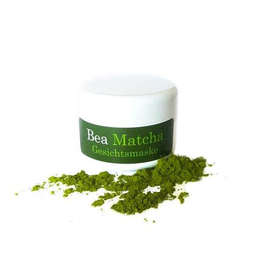 Bea Nature Matcha Gesichtsmaske