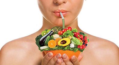 Gesunde und attraktive Haut durch richtige Ernährung