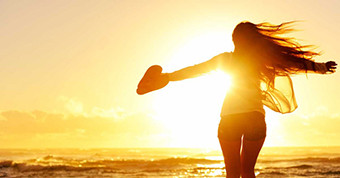 Sonne und ihre Auswirkungen auf die Haut