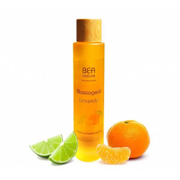 Bea Nature Limanda Massageöl