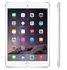 Apple ipad mini 3 4G zilver