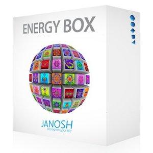 Energy Box (Holandés/Inglés)