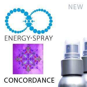 Energy Spray 100 ml - Concordance