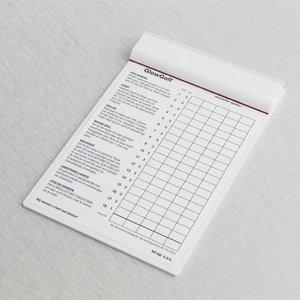 Scorecard holder