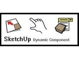 Online SketchUp Dynamic Components training (one hour)