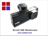 Scott Dashcam GPS Corrector