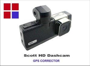 Scott Dashcam GPS Corrector