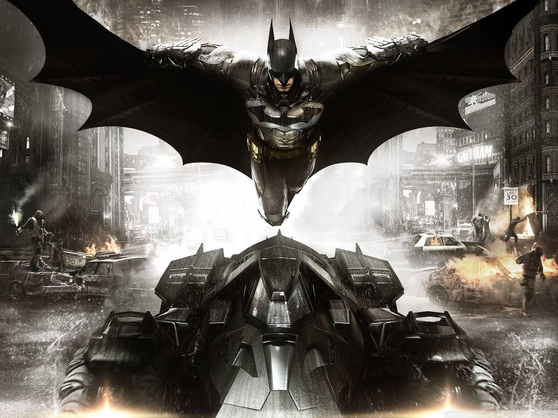 De evolutie van de Batmobile