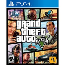 Rockstar PS4 Grand theft Auto V (GTA 5)