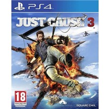 Square Enix PS4 Just Cause 3 (Day One Edition)