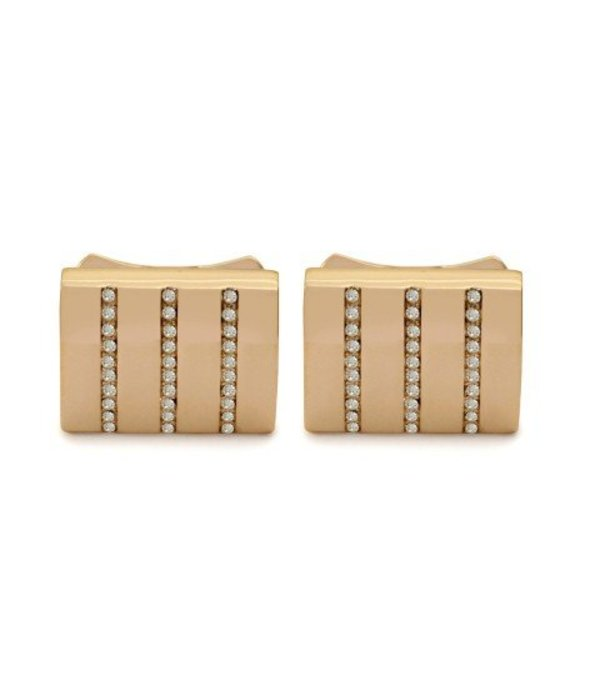 HELVECO Cufflinks HCC201 RG - THE NAVY COLLECTION