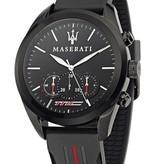 MASERATI  MASERATI POLE POSITION UURWERK BLACK/RED R8871612004