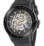 MASERATI  Maserati CORSA SEAGULL Uhr der Skeleton Automatic Black ALUMINIUM CABINET R8821110001