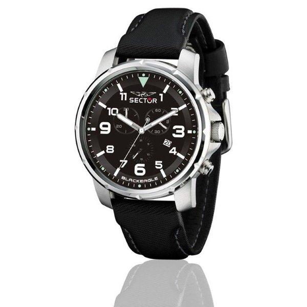 Sector Horloge R3271689025 Black Eagle Actie