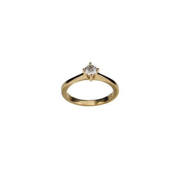 PRONG SOLITAIR DIAMOND RING