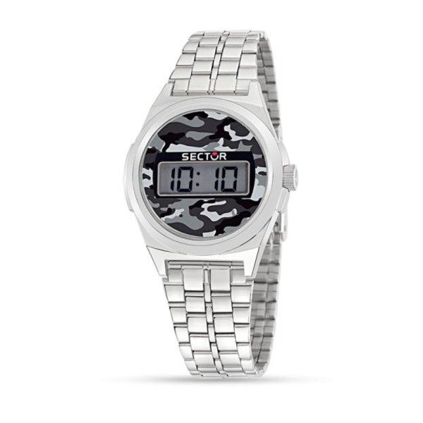 Sector digitaal horloge R3253172002 Straat